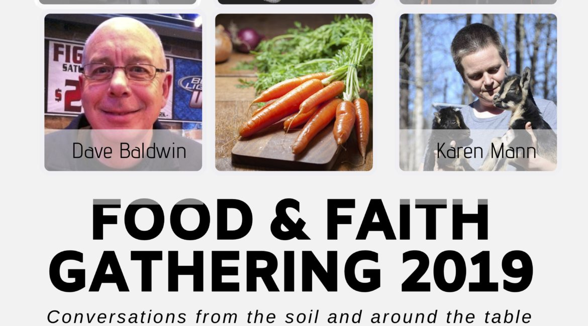 Food and Faith Gathering 2019